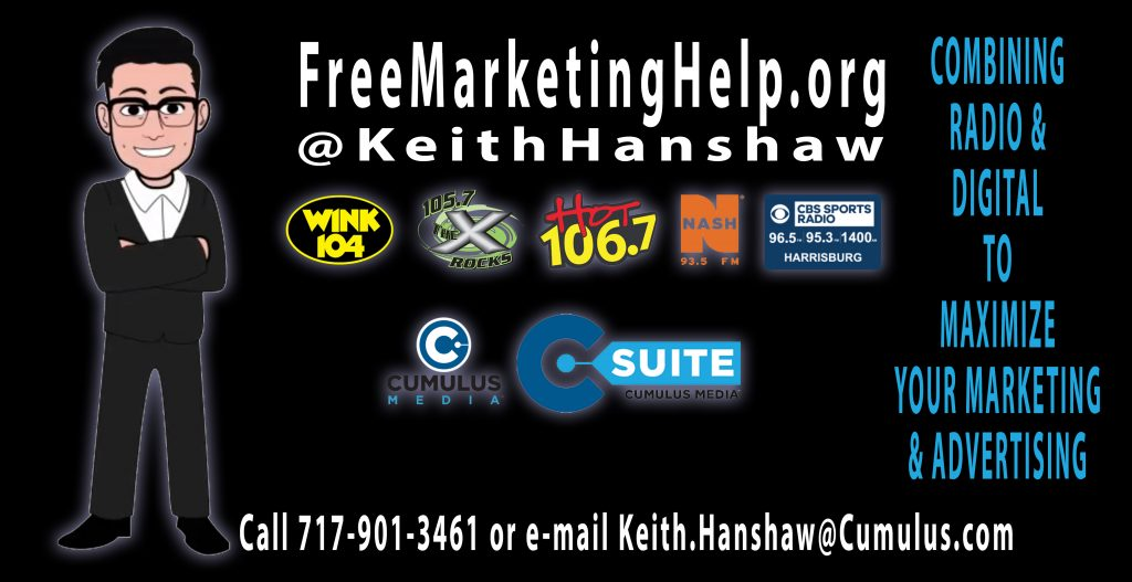 Free Marketing Help #EmployeeSniper @KeithHanshaw