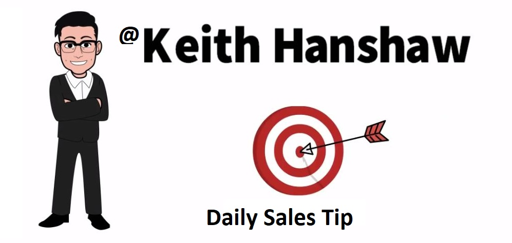 Daily Sales Tip Free Marketing Help