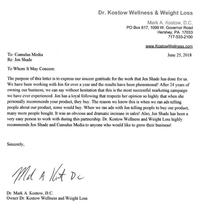 Dr Kostow Wellness & Weight loss