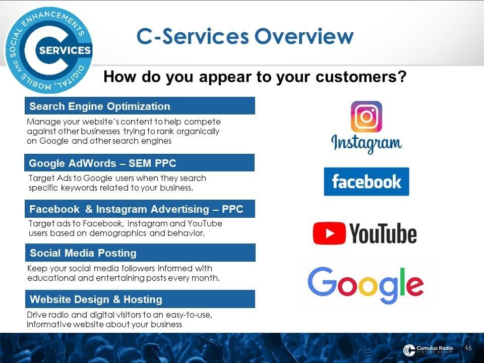 C-Services