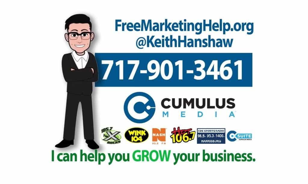 Keith Hanshaw - Media Consultant